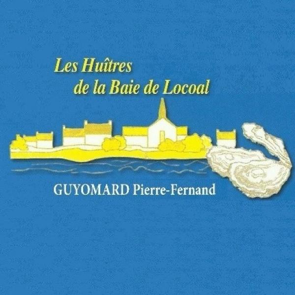 Les Huîtres de la Baie de Locoal  Guyomard Pierre-Fernand